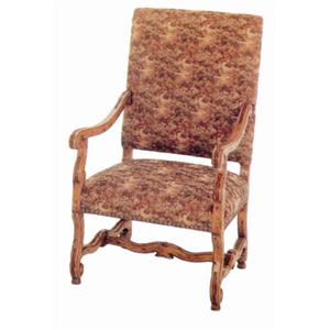 Guy Chaddock Melrose Custom Handmade Furniture Country English Muttonbone Chair