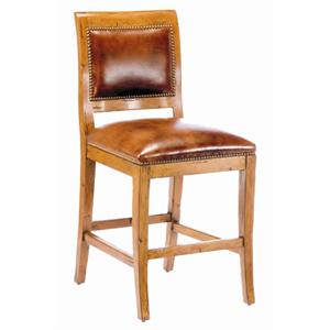 Guy Chaddock Melrose Custom Handmade Furniture Country English Barstool