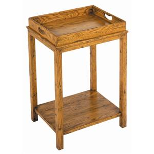 Guy Chaddock Melrose Custom Handmade Furniture Country English Small Tray Table