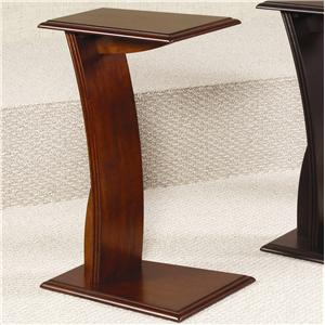 Hammary Chairsides Chairside Table