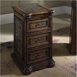Hammary Hidden Treasures Three Drawer Chest
