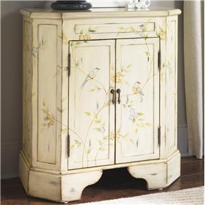Hammary Hidden Treasures Two Door Cabinet
