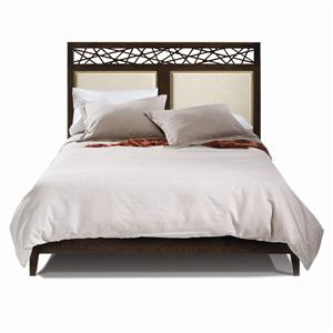Harden Furniture Artistry Preston Upholstered Platform Bed
