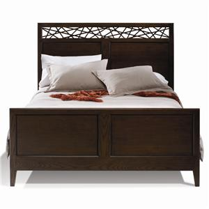 Harden Furniture Artistry Preston Wood Panel Bed