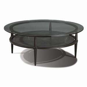 Harden Furniture Artistry Solar Cocktail Table
