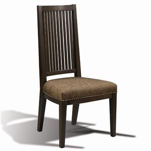 Harden Furniture Artistry Chelsea Picket Back Chair