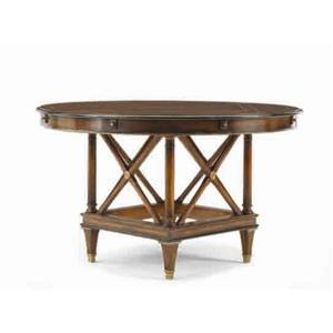 Hickory White Continental Classics Round Table