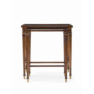Hickory White Continental Classics Nest of Tables