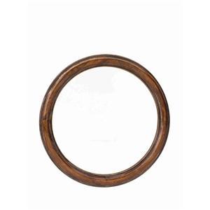 Hickory White Continental Classics Round Mirror