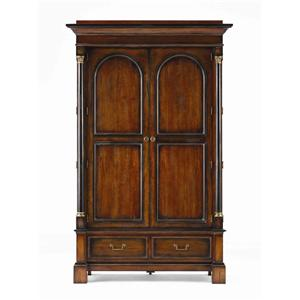 Hickory White Continental Classics Armoire
