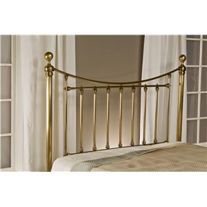 Hillsdale Metal Beds Old England Queen Headboard