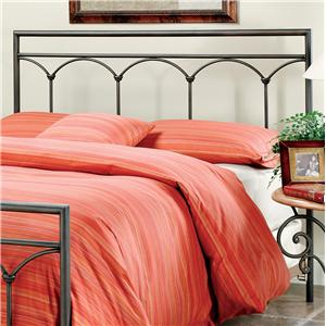 Hillsdale Metal Beds Full McKenzie Headboard