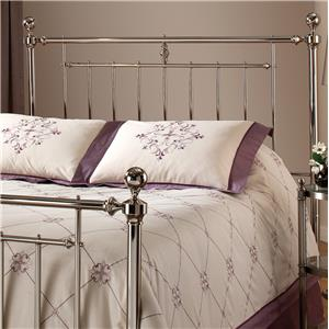 Hillsdale Metal Beds Holland Full/ Queen Headboard Without Rails