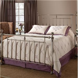 Hillsdale Metal Beds Queen Holland Bed