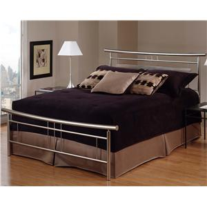 Hillsdale Metal Beds Queen Soho Bed