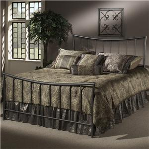 Hillsdale Metal Beds Queen Edgewood Bed
