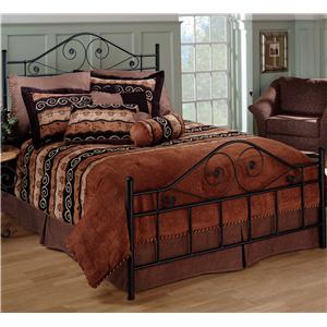 Hillsdale Metal Beds Full Harrison Bed