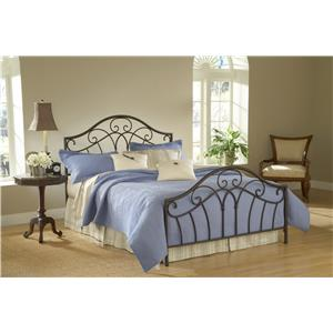 Hillsdale Metal Beds Josephine Queen Bed
