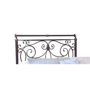 Hillsdale Metal Beds Brady King Headboard