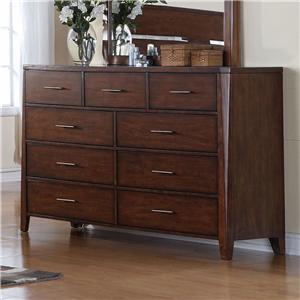 Holland House Braxton Drawer Dresser