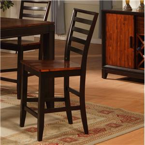 Holland House Adaptable Dining Counter Chair