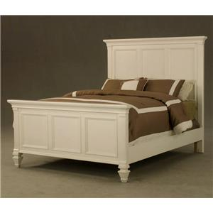 Holland House Summer Breeze Full/Queen Panel Bed