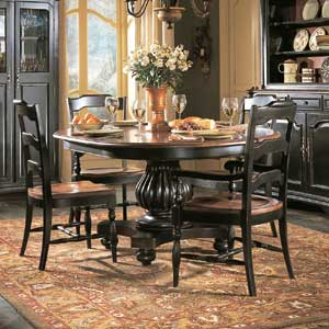 Hooker Furniture Indigo Creek 5 Piece Dining Set