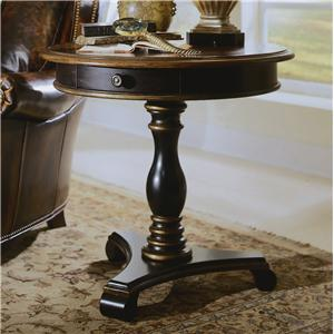 Hooker Furniture Preston Ridge Round Accent Table
