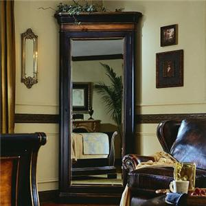 Hooker Furniture Preston Ridge Floor Mirror