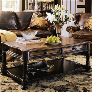 Hooker Furniture Preston Ridge Cocktail Table