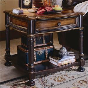 Hooker Furniture Preston Ridge Lamp Table
