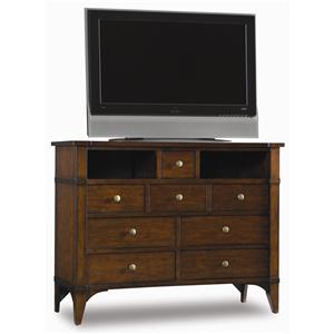 Hooker Furniture Abbott Place Media Chest