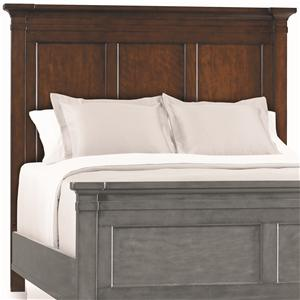 Hooker Furniture Abbott Place Queen Panel Headboard