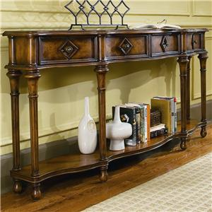 Hooker Furniture Chests and Consoles 72-Inch Hall Console