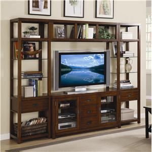 Hooker Furniture Danforth Wall Unit