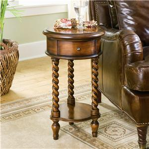 Hooker Furniture Seven Seas Round Accent Table
