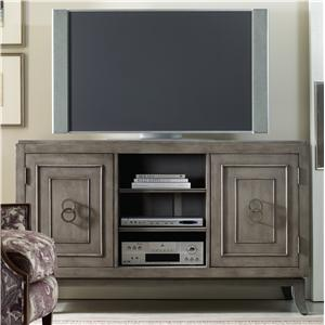 Hooker Furniture Seven Seas 60-Inch Entertainment Console