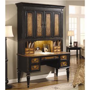 Hooker Furniture North Hampton Desk and Hutch