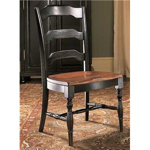 Hooker Furniture Indigo Creek Dining Side Chair