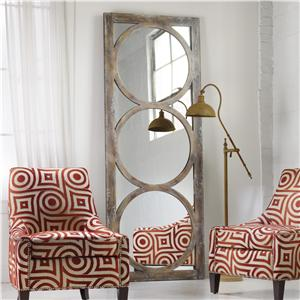 Hooker Furniture Mélange Encircled Floor Mirror