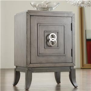 Hooker Furniture Mélange Easton Chairside Chest