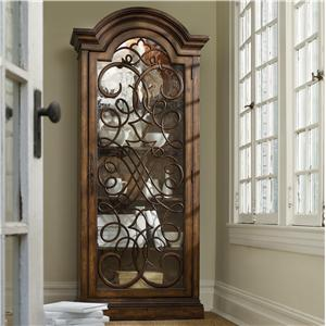 Hooker Furniture Mélange Arabesque Display Cabinet