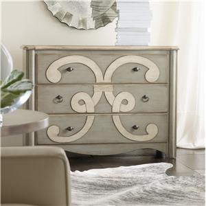 Hooker Furniture Mélange Classique Scroll Chest