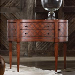 Hooker Furniture Mélange Stitchwork Console