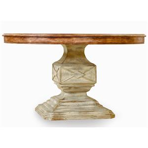 "Hooker Furniture Sanctuary 54"" Round Pedestal Table"