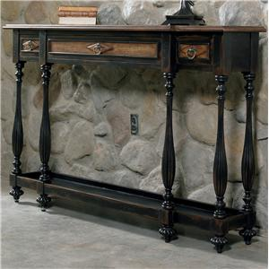 Hooker Furniture Sanctuary Three-Drawer Console