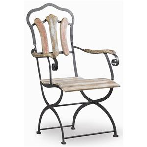 Hooker Furniture Sanctuary Bistro Chair