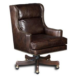 Hooker Furniture Executive Seating Hemingway Voyage Home Office Chair
