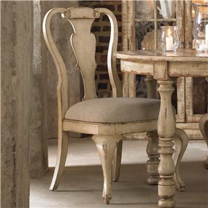 Hooker Furniture Wakefield Splatback Side Chair