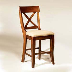 Intercon Verona X-Back Barstool